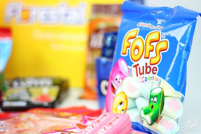 Fofs Tube Colorido