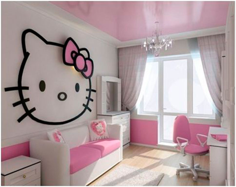 Quarto da Hello Kitty 10