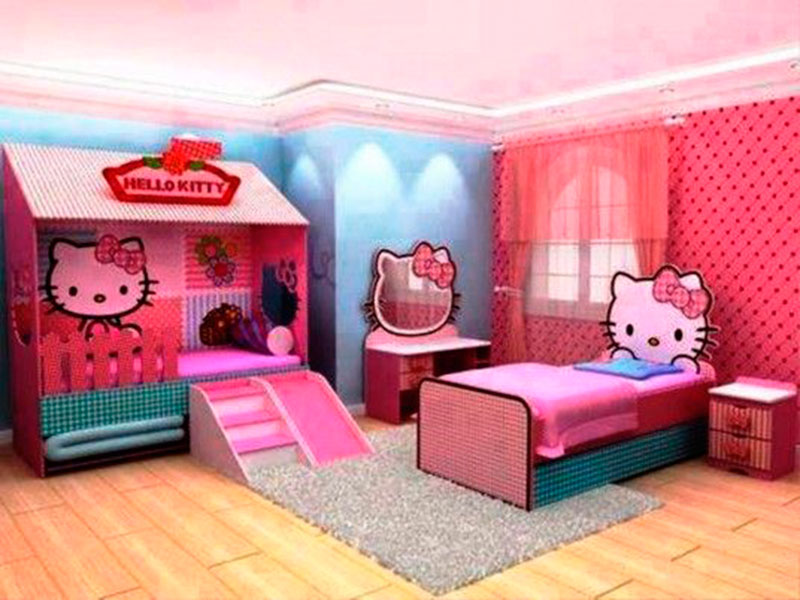 Quarto da Hello Kitty 4