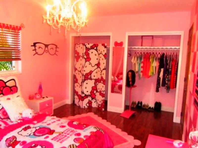 Quarto da Hello Kitty 5