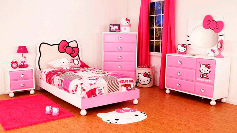 Quarto da Hello Kitty 7