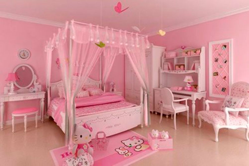 Quarto da Hello Kitty 9