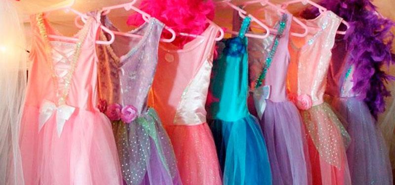 20 ideias de festa infantil das princesas