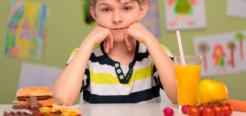 6 dicas para evitar a obesidade infantil