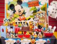 7 itens que nao podem faltar na festa do Mickey