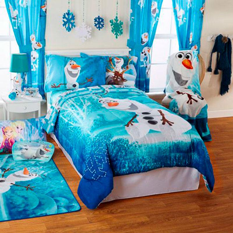 Cama Frozen Olaf