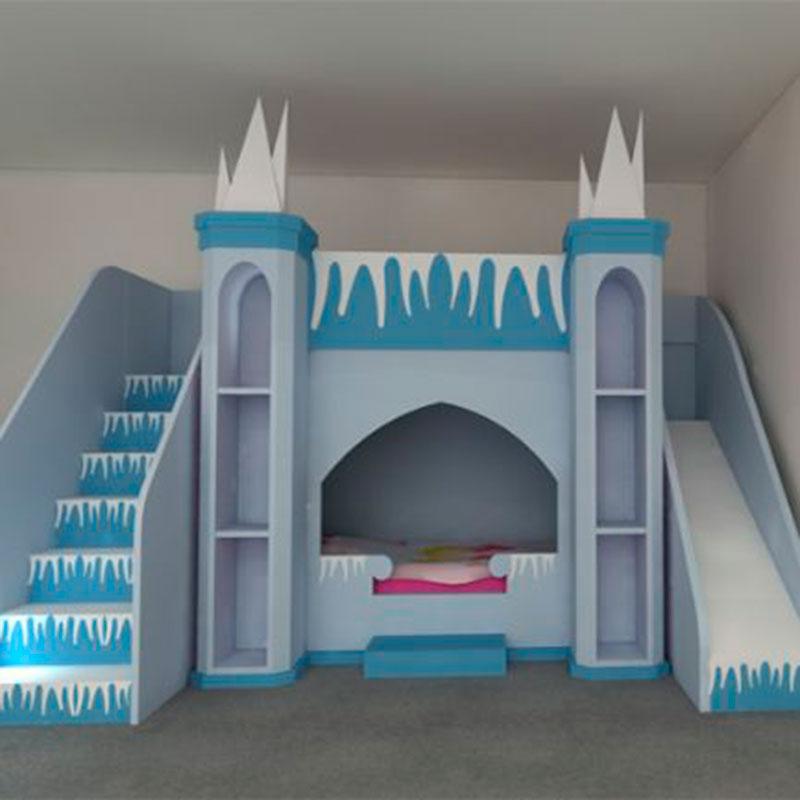 Cama castelinho Frozen