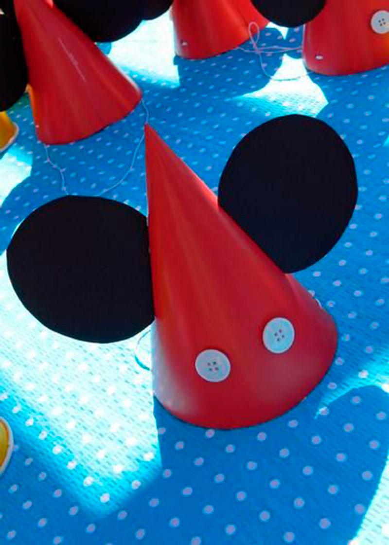 Chapéu de feiticeiro de Mickey