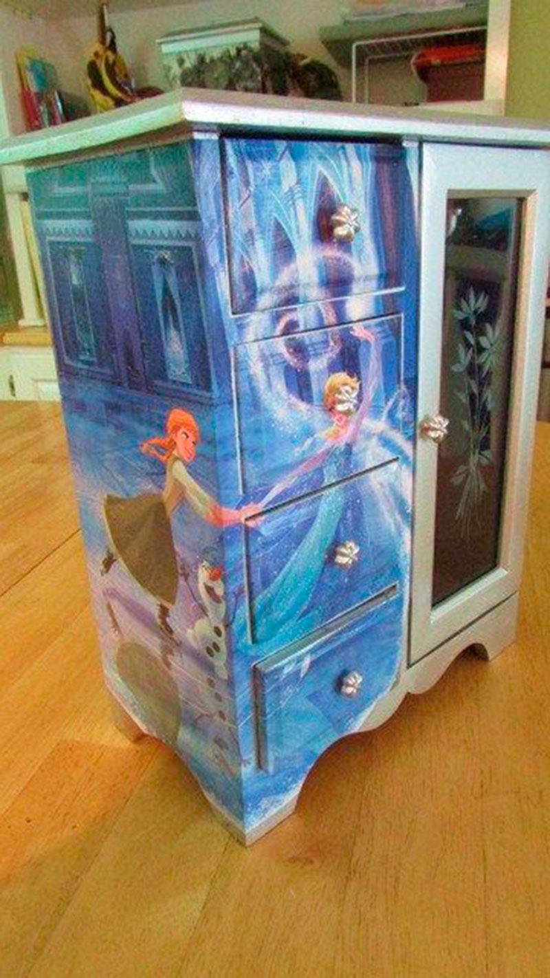 Frozen elsa e Anna