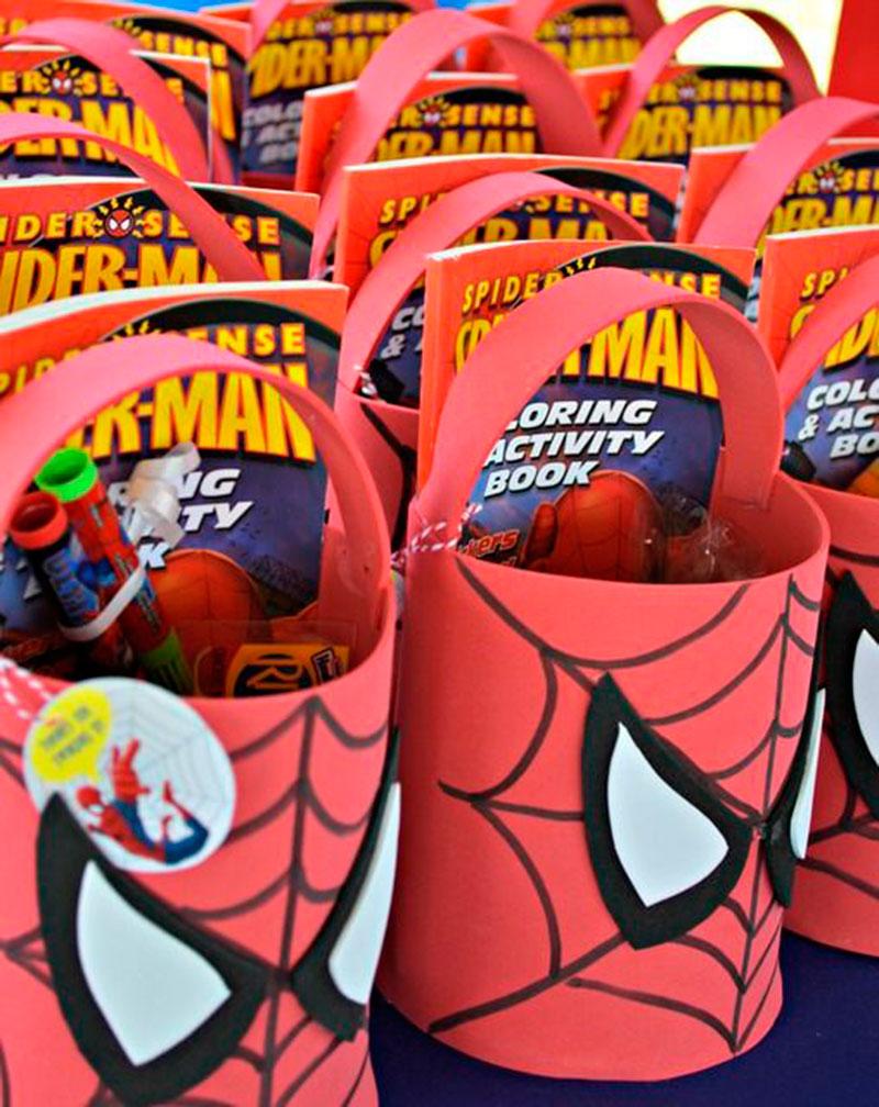Homem Aranha- lembrancinhas
