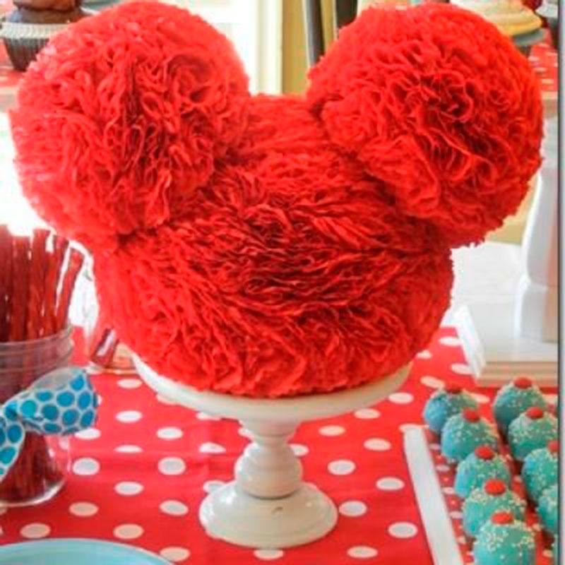 Mickey vermelho