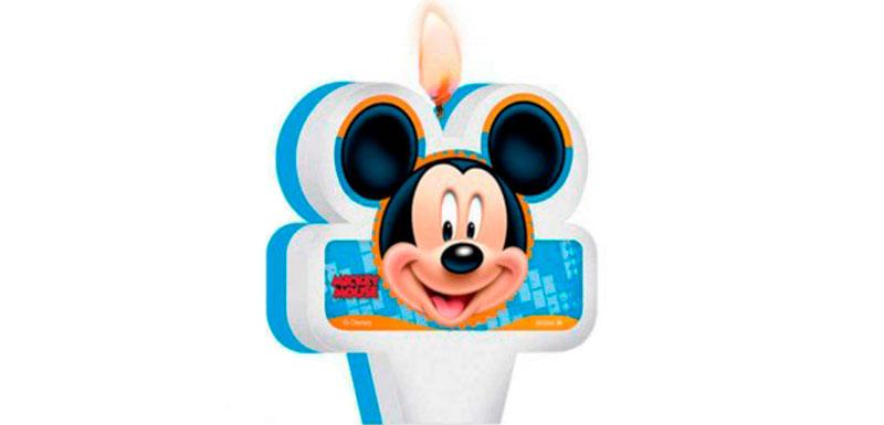 Vela do Mickey