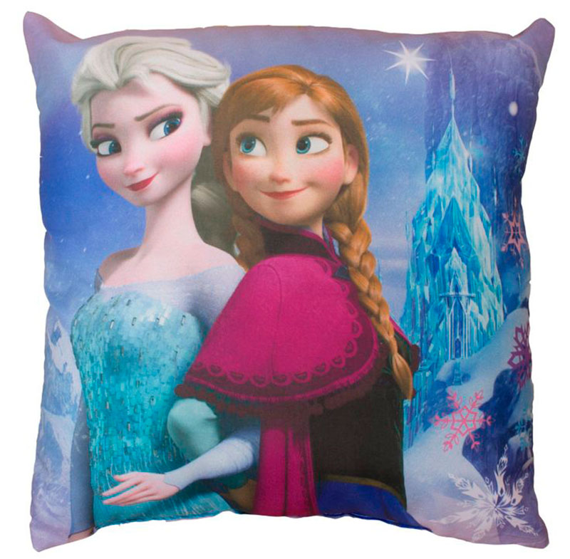 almofada da Frozen