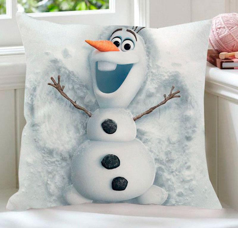 almofada frozen Olaf