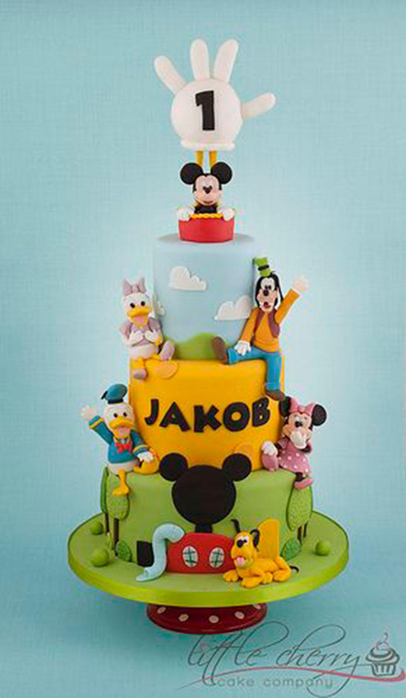 bolo de aniversário
