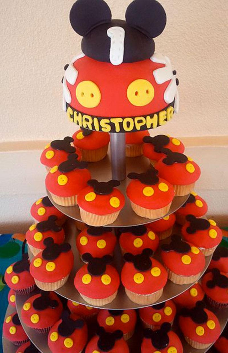 cupcake- decorado