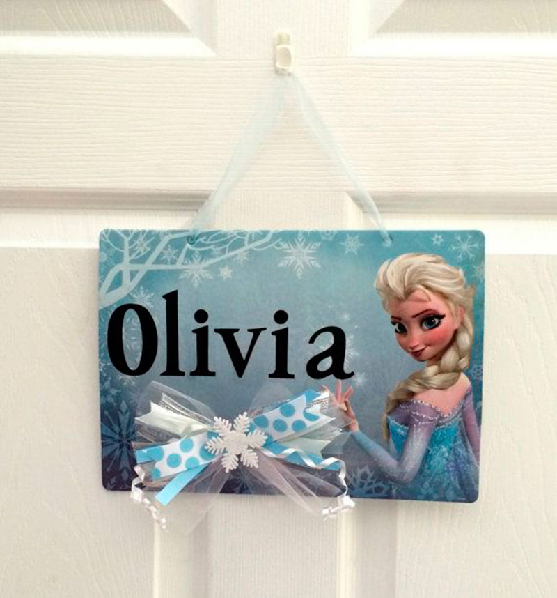 decoracao Frozen nome-3