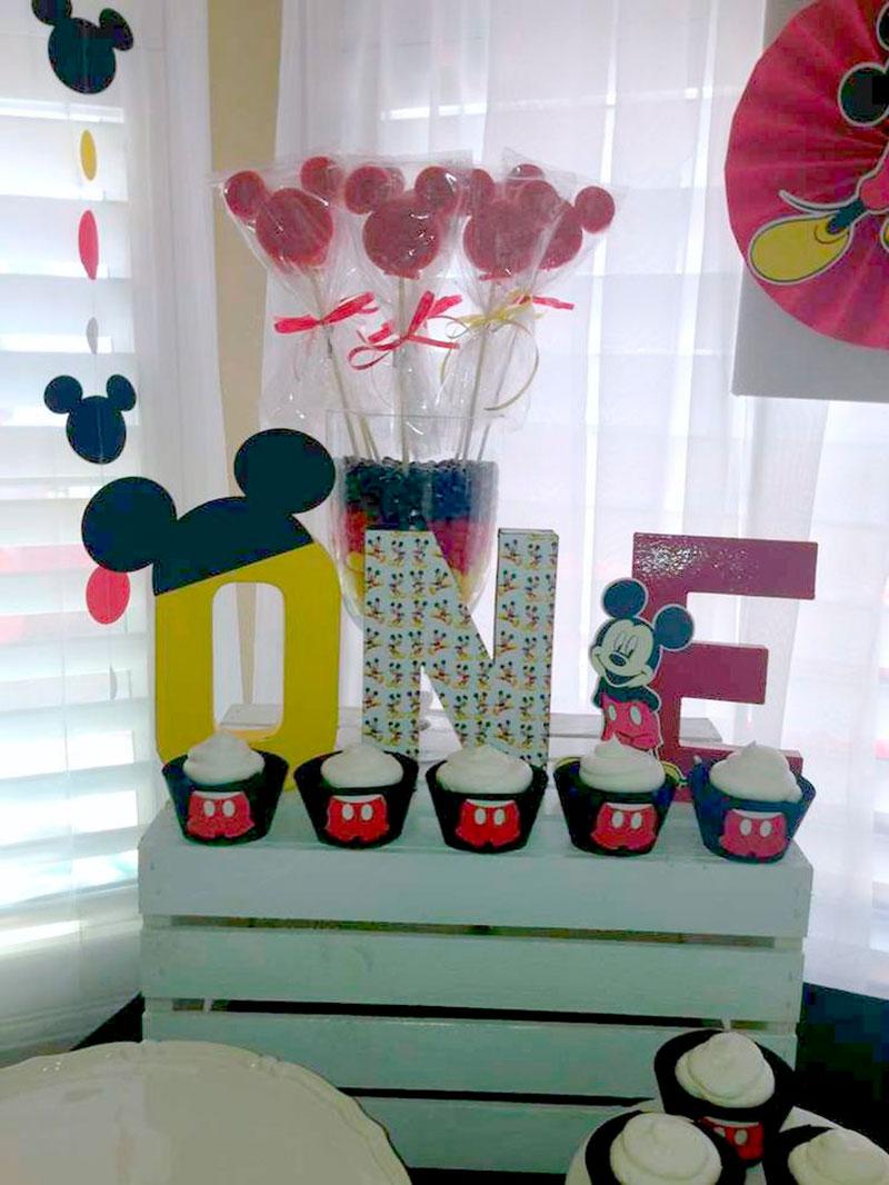 decoração criativa para festa