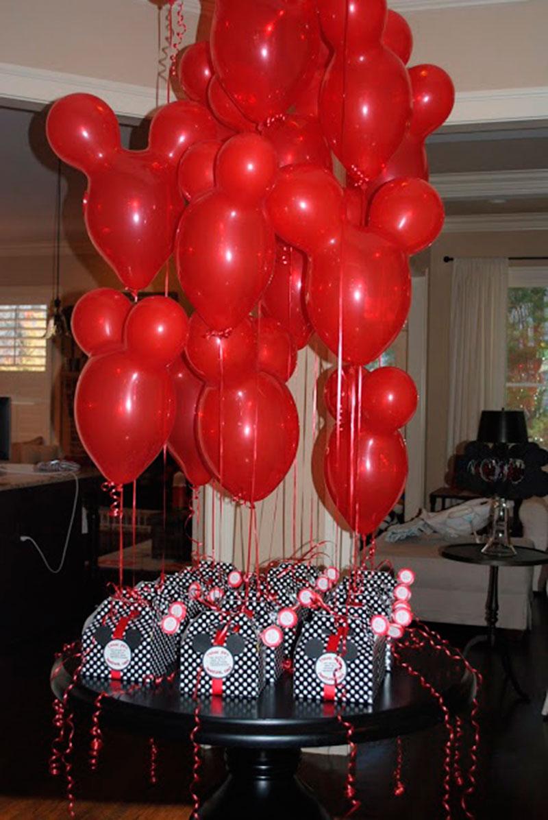 lembrancinha com balão