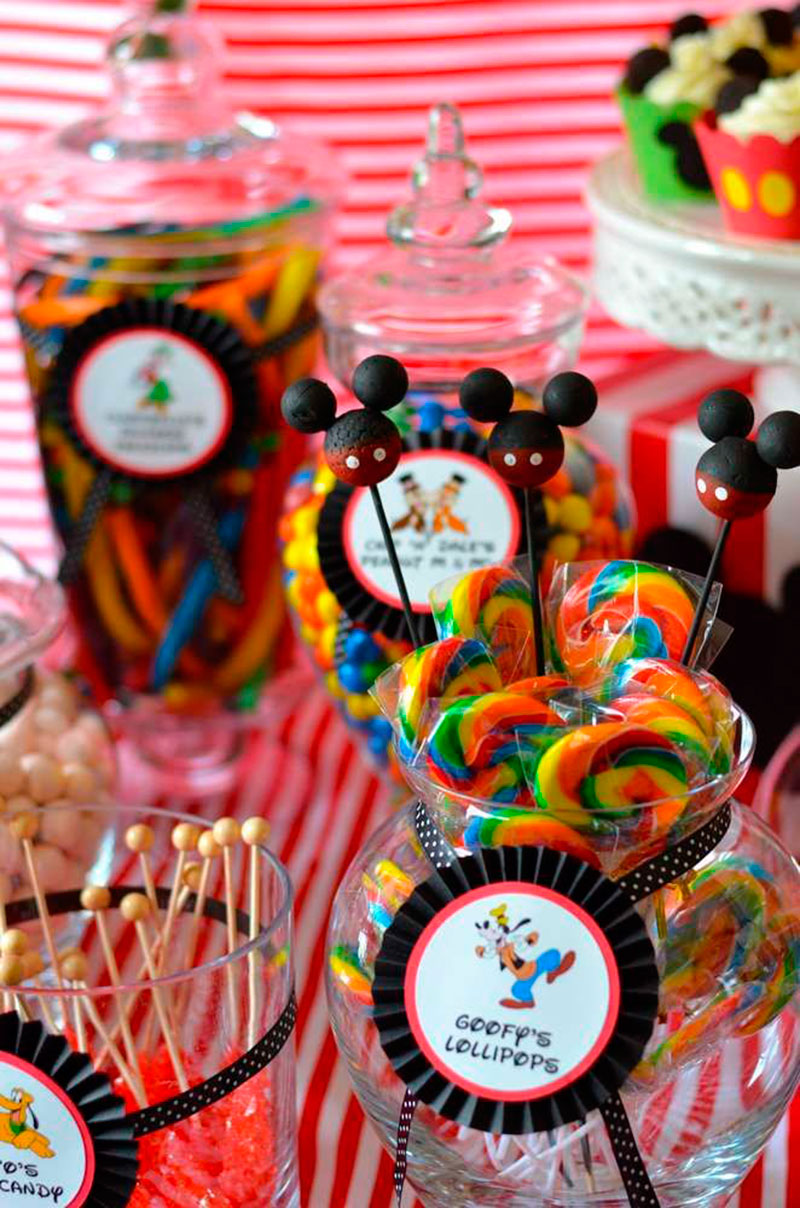 Mickey Clubhouse Birthday Party Ideas House Design And