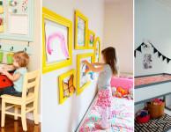Como decorar quarto pequeno para os filhos