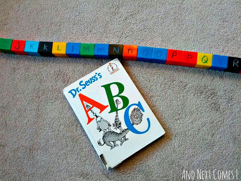 aprendendo as letras