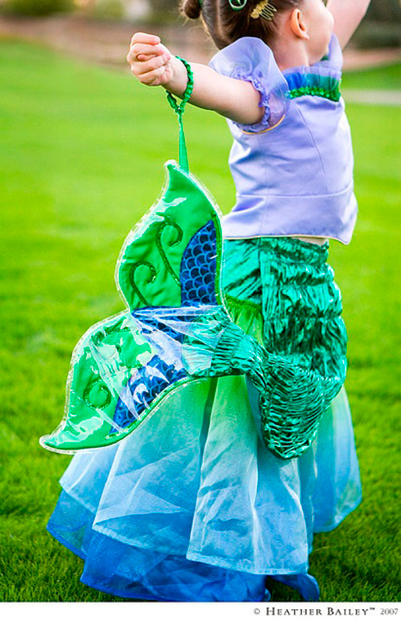 roupa sereia para meninas