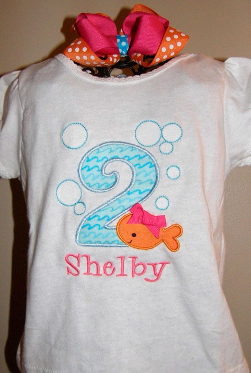 t-shirt peixe