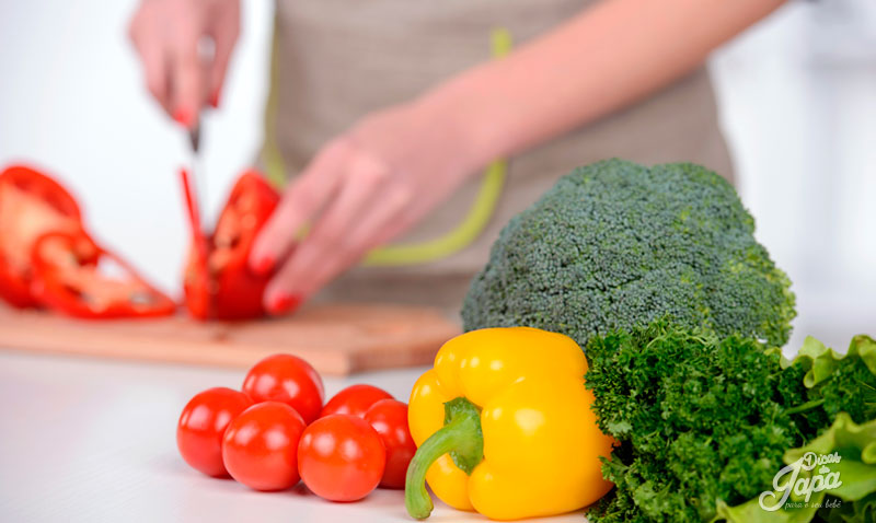 Evite ao máximo consumir alimentos industrializados