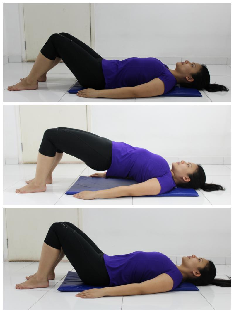 Exercícios para Glúteos -exercícios para mamães