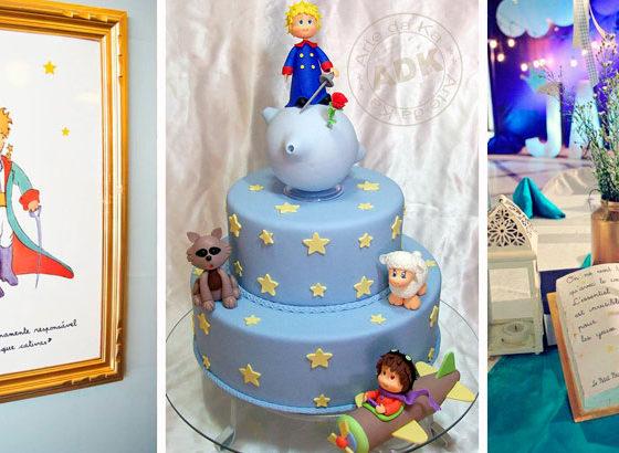 Festa Pequeno Príncipe: 50 inspirações para festa infantil