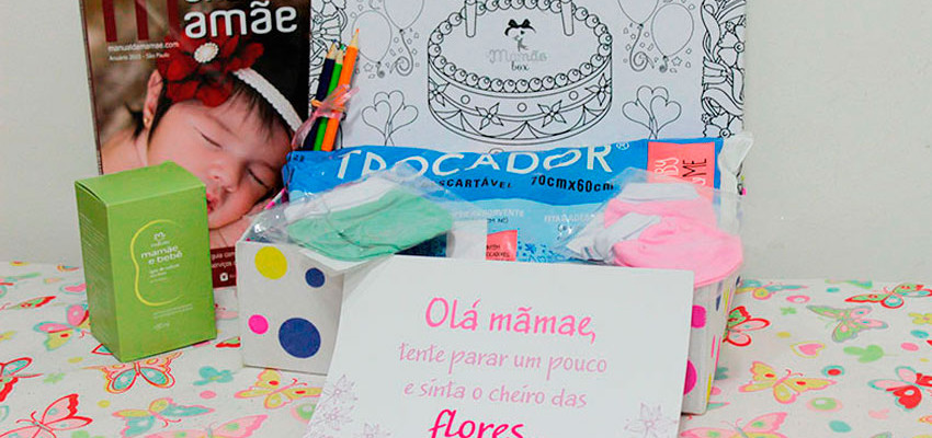 MamãeBox – Vamos colorir?