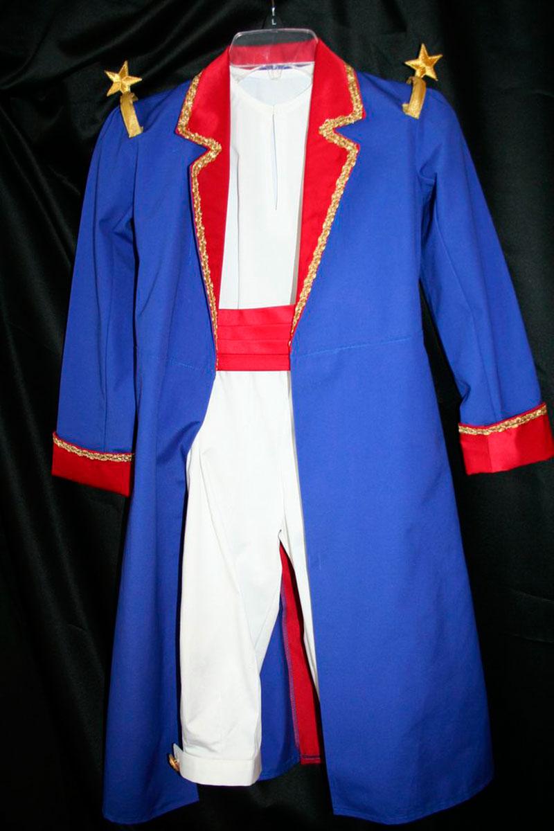 roupa o pequeno príncipe