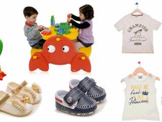 Dicas para comprar roupa infantil barata e de qualidade