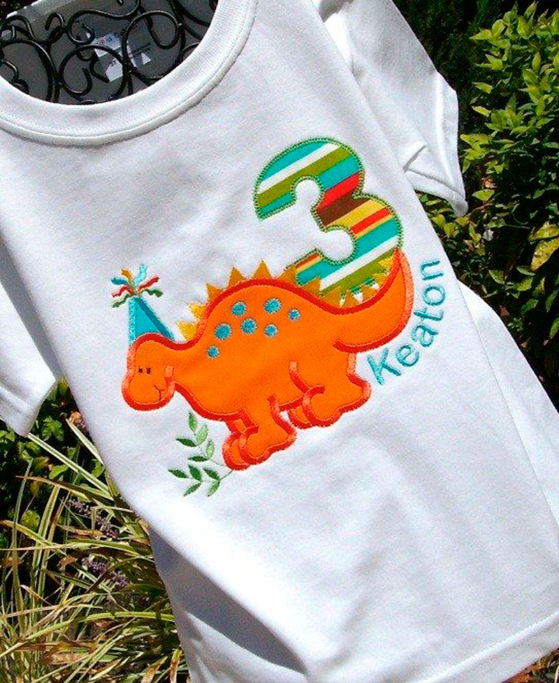 blusa dinossauro