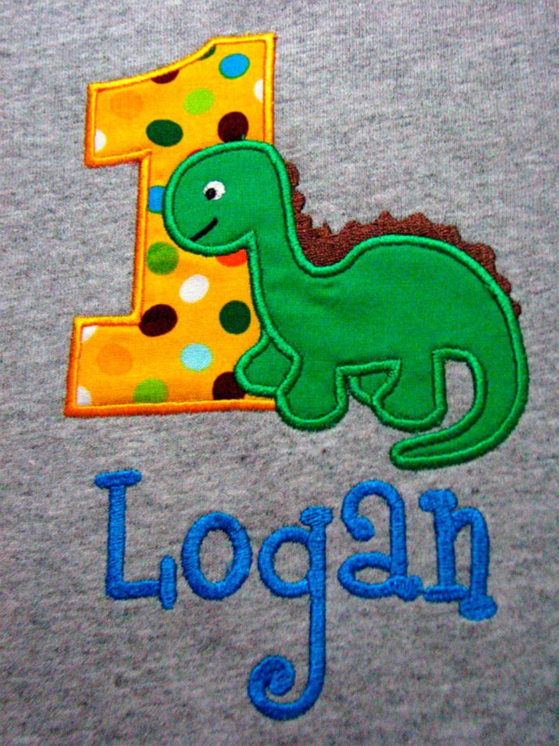 dinossauro 1 aninho