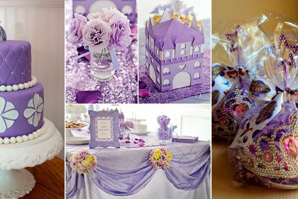 Festa Princesa Sofia: 41 ideias para o aniversário de sua filha