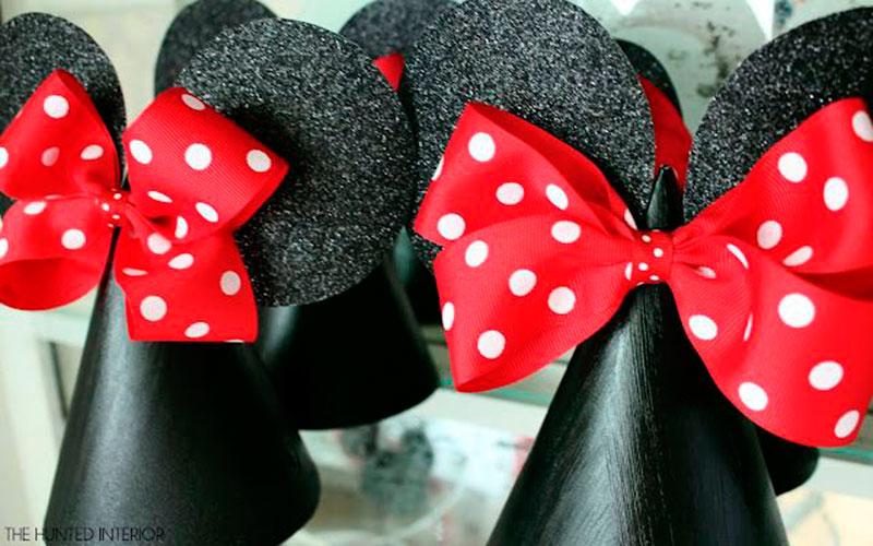 Festa da Minnie Vermelha 40 ideias incríveis