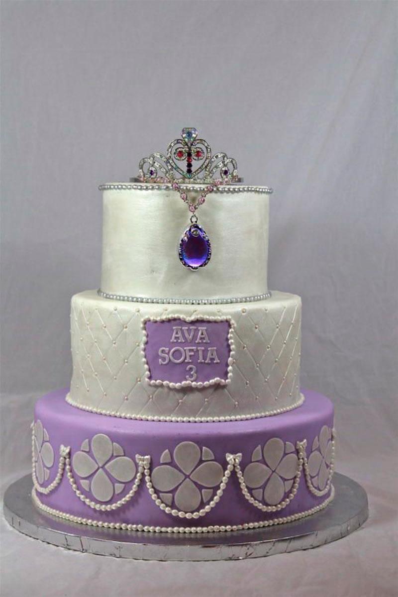 bolo de princesa