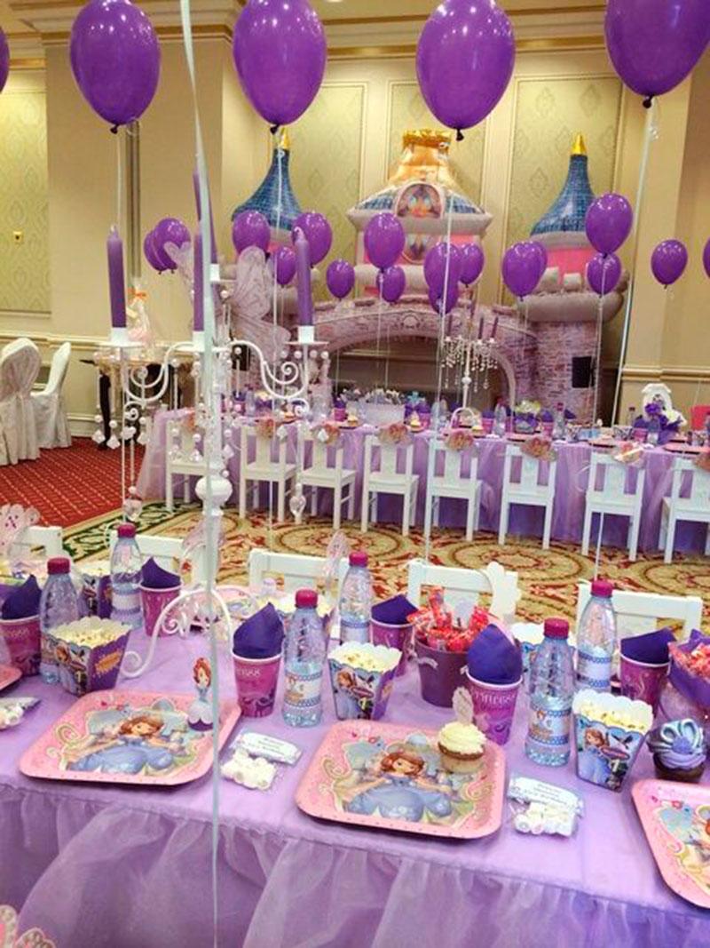 mesa da princesa