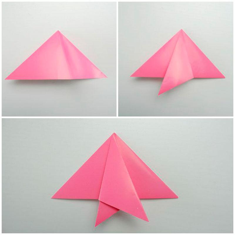 origami passo 2