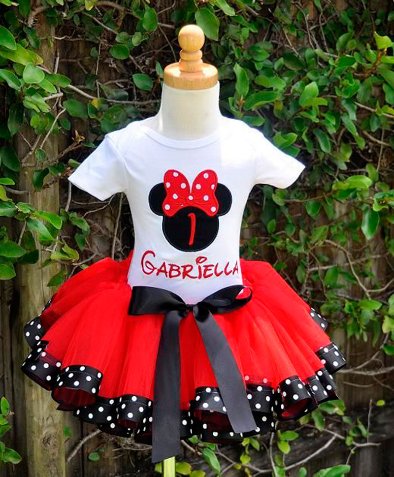 119a32eeef7 Festa da Minnie Vermelha  40 ideias incríveis