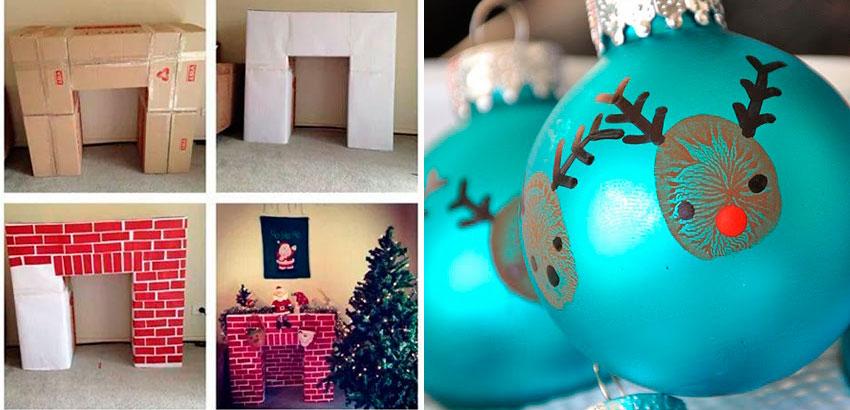 Artesanato de Natal: 10 ideias para fazer com as crianças