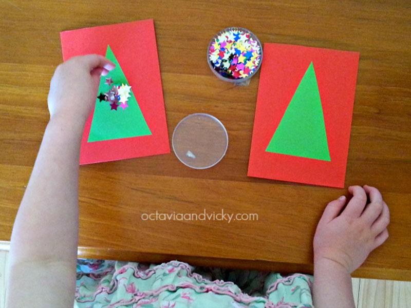 Cartão de Natal feito pelas criançada-2