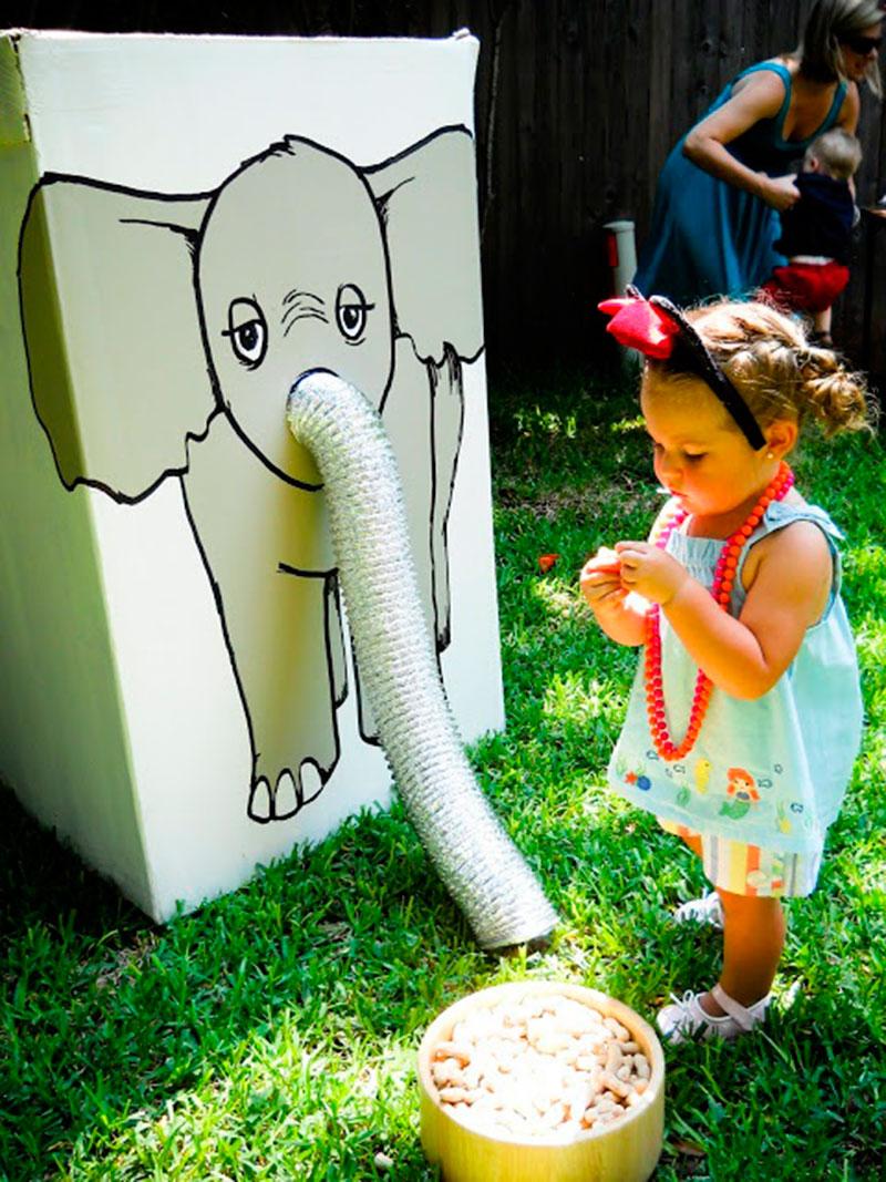 atividade elefante