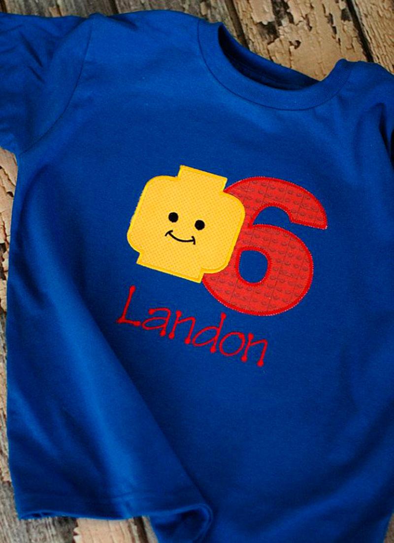 blusa lego
