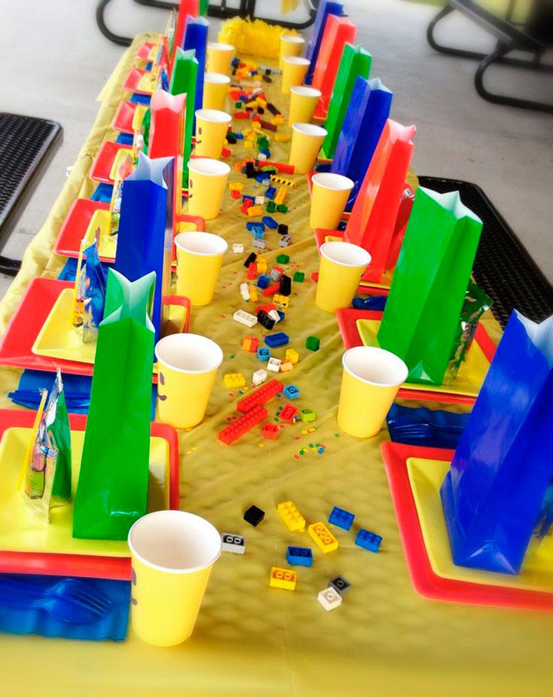 Festa Lego 37 Inspira 231 245 Es Para Festa Infantil