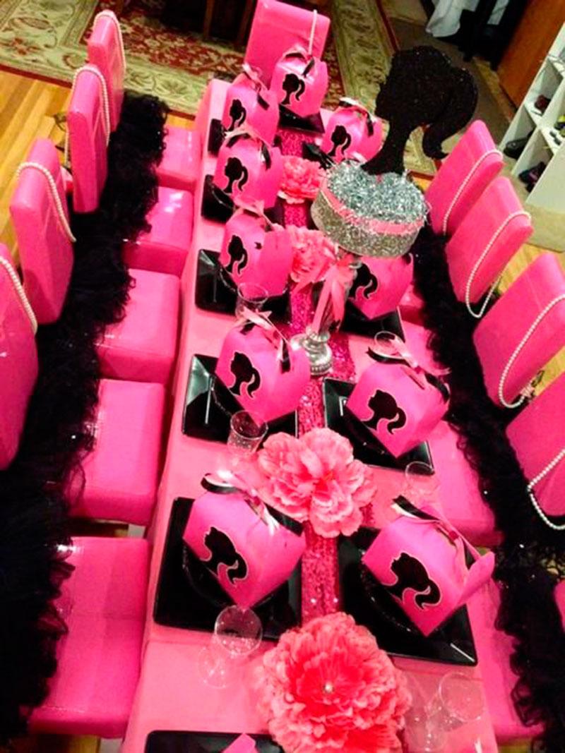 mesinha rosa