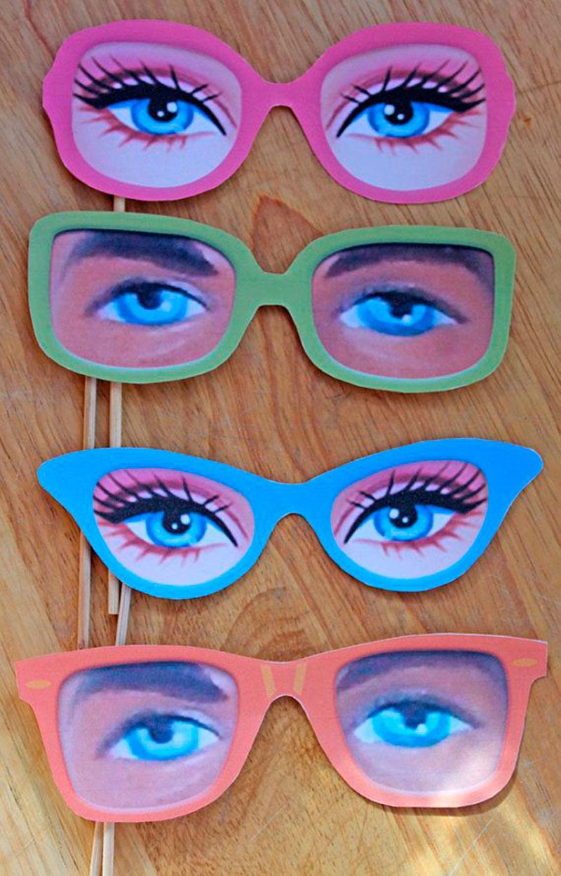óculos maluco