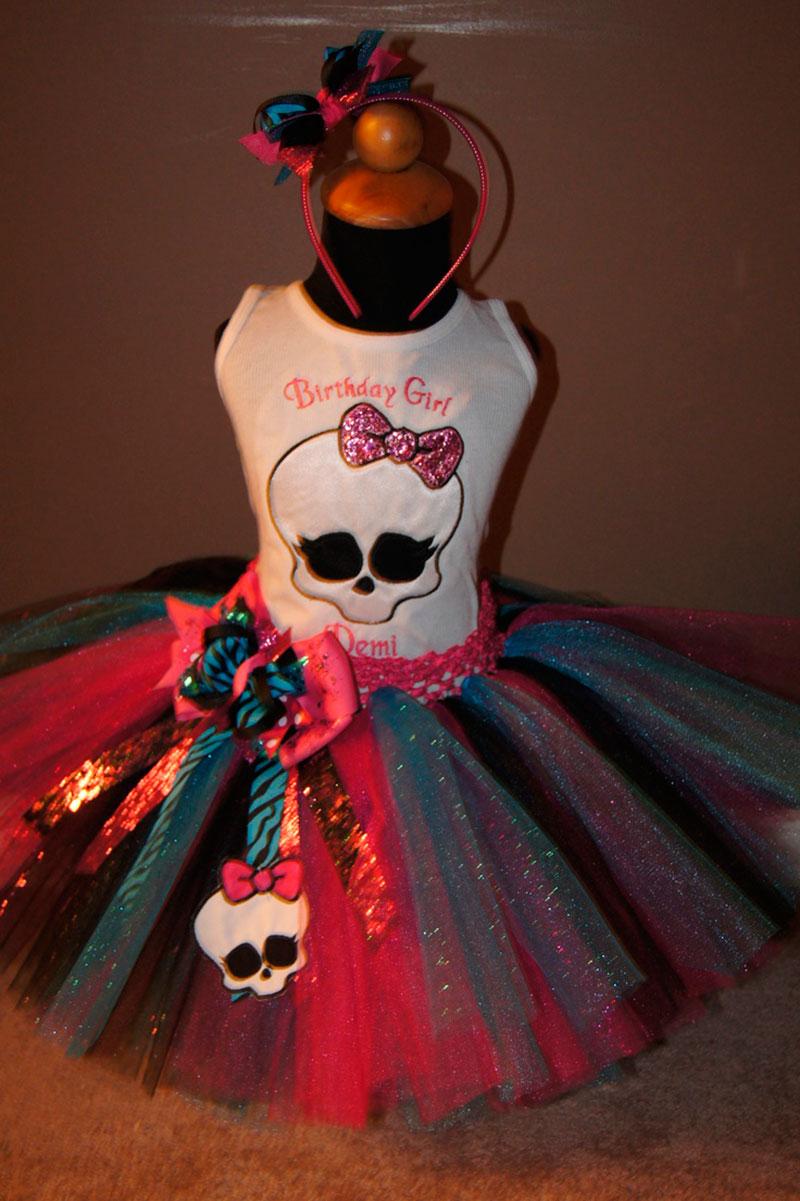 roupa Monster Hight